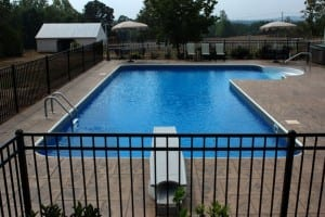 Swimming Pool Renovation in Mooresville, North Carolina