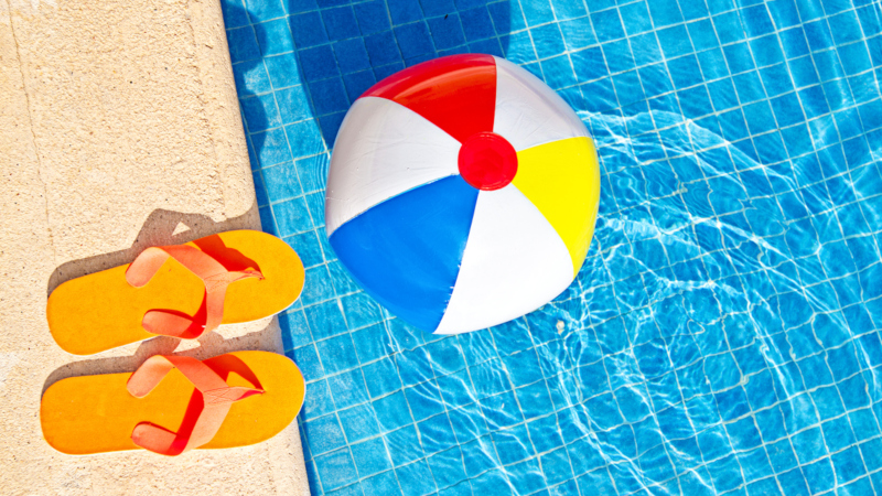 We carry a large variety of swimming pool products